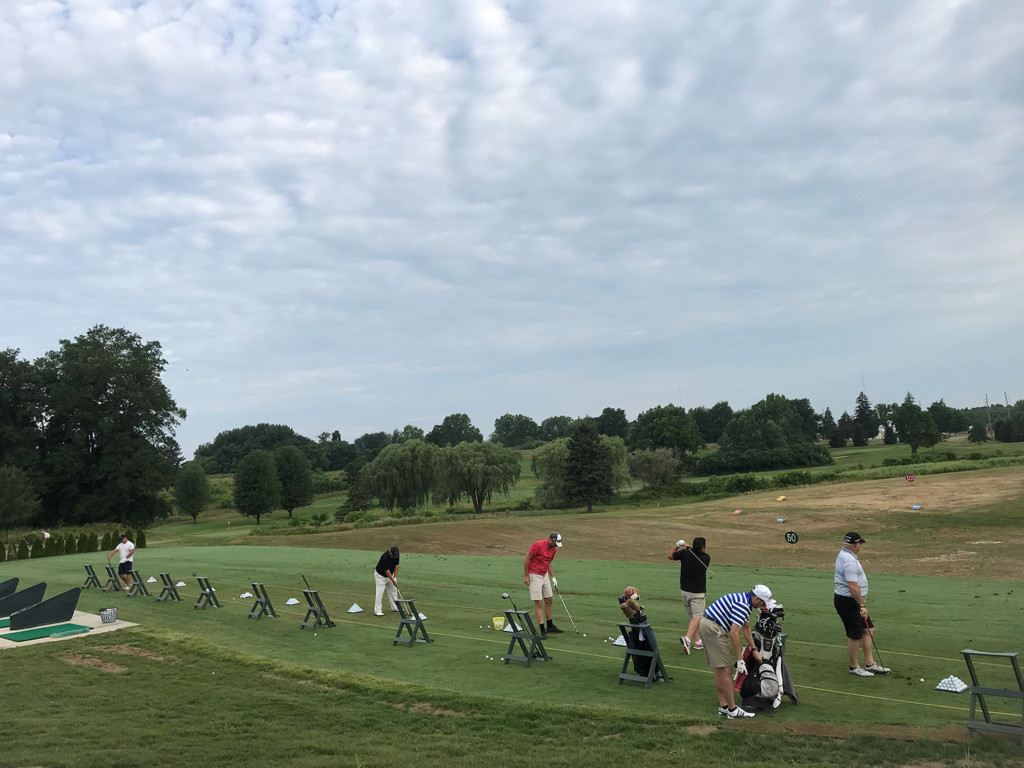 Zollner Golf Driving range