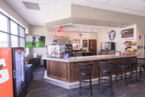 Club Z offers food, drinks and more